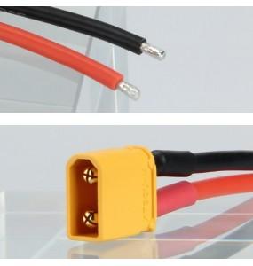 Cable + XT30 mâle