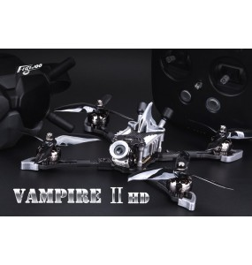 "FLYWOO VAMPIRE 2 HD 5"" Titanium"