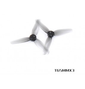 HQ DURABLE PROP T65MMX3 LIGHT GREY