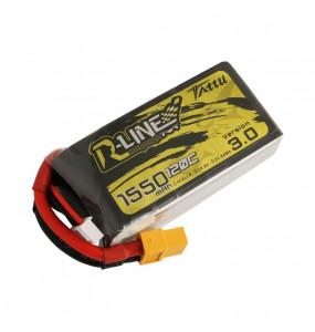 R-Line V3 1550mAh 14.8V 120C 4S1P