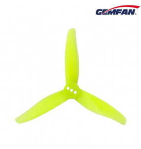 Gemfan Hurricane 3016-3 Blade-2mm jaune