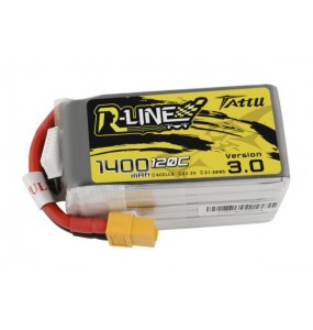 Tattu R-Line Version 3.0 1400mAh 22.2V 120C