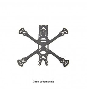 HGLRC Sector 132 Bottom plate