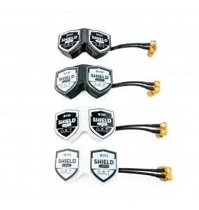 ORT Dual Shield Pro 5.8GHz Noir
