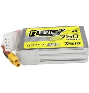 Tattu R-Line 750mAh 11.1V 3S1P 95C
