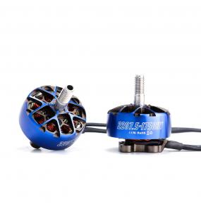 HGLRC Aeolus 2306.5 - 1900KV bleu / rouge
