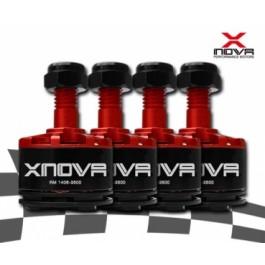 xnova 1406 3500KV (4 pièces)