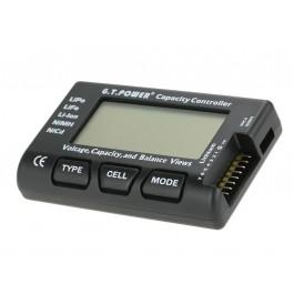 Contrôleur batterie 2-7S + balancer GT Power