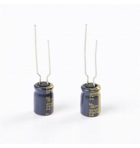 Condensateur 220uF 35V Low ESR